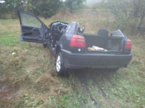 <p>Accident mortal în Sibiu! Maşina a fost făcută praf. Imaginile sunt greu de privit</p>