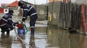Inundaţii, COD PORTOCALIU