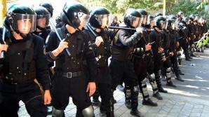 Jandarmeria:Raportul privind mitingul de sâmbătă nu face referire la activitatea Primăriei Capitalei