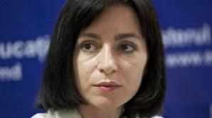 Maia Sandu: Votul oamenilor a confirmat că această guvernare este total ilegitimă