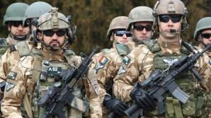 Militari români în Polonia