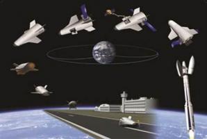 Această misterioasă navă spaţială orbitează în jurul Pământului de 500 de zile. Nimeni nu ştie de ce