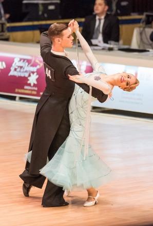 Roxana Lucaciu şi Paul Rednic