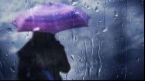 Atenţionare de la meteorologi: Încep ploile!
