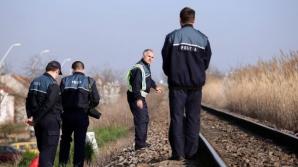 Descoperire ŞOCANTĂ pe calea ferată, între Copşa Mică şi Mediaş. Circulaţia trenurile a fost oprită