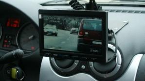 Un şofer a fost prins de radar cu 198 km/h pe Autostrada 3