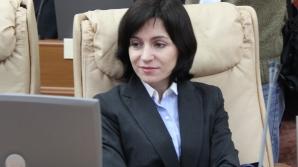 Alegeri prezidenţiale Republica Moldova. Maia Sandu - candidatul comun al PLDM, PPDA și PAS