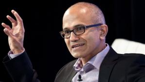 Satya Nadella, seful Microsoft