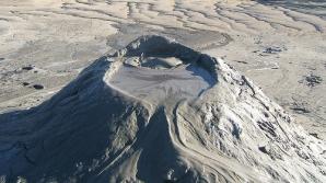 Un vulcan noroios din România, reactivat în urma cutremurelor