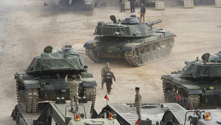 Anunțul lui Erdogan: Turcia intră în bătălia pentru Mosul