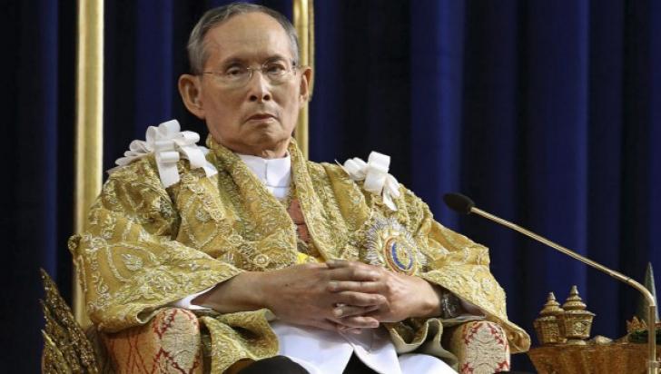 Cine îi va lua locul regelui  Bhumibol Adulyadej pe tronul Thailandei?