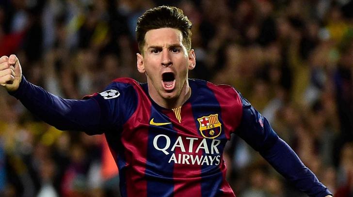Messi, noul golgheter al Ligii Campionilor după hat-trick-ul din meciul cu Manchester City