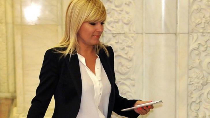 DNA cere urmărirea penală a Elenei Udrea, pentru instigare la luare de mită, în dosarul din 2009