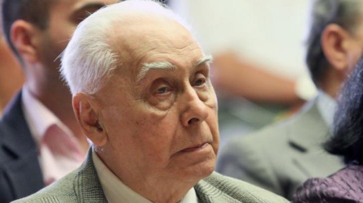 Doliu in PNL! Radu Campeanu, primul presedinte al PNL dupa Revolutie, a murit