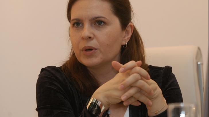 Adriana Săftoiu: Toți cei care s-au făcut că nu văd sunt complicii monstrului