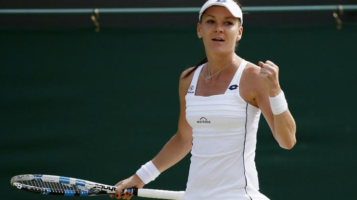 Radwanska a învins-o pe Pliskova şi s-a calificat în semifinalele Turneului Campioanelor