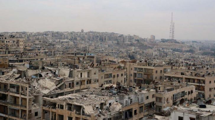Victorie decisivă în Alep pentru regimul al-Assad, susținut de Rusia și Iran