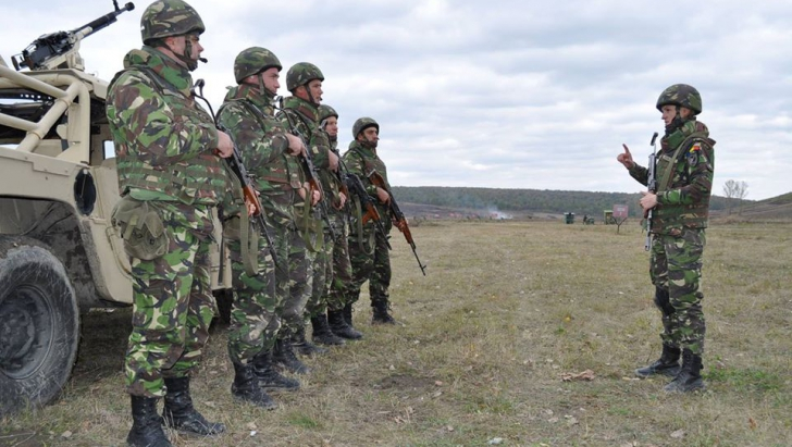 Militarii Forţelor Speciale vor avea, din 2017, o nouă uniformă pentru misiunile din Afganistan