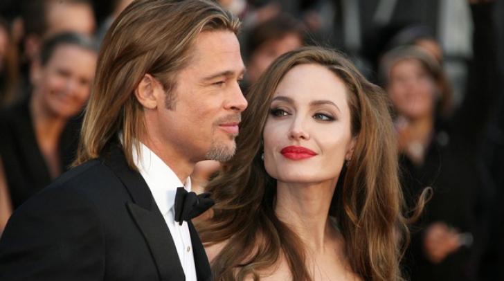 Dezvaluire socanta in cazul divortului Angelinei Jolie de Brad Pitt!