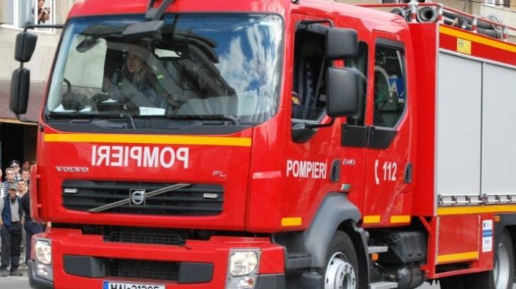 ALERTĂ. Incendiu într-un azil de bătrâni din Cluj