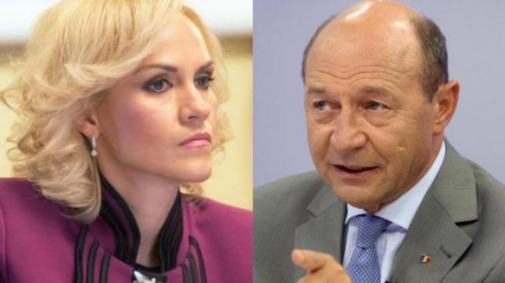 Dosarul Băsescu-Firea a fost închis. Traian Băsescu scapă de un dosar penal
