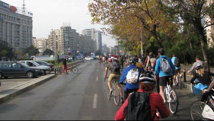 Biciclete cu voucherul de la Primărie. Anunţul făcut de Gabriela Firea