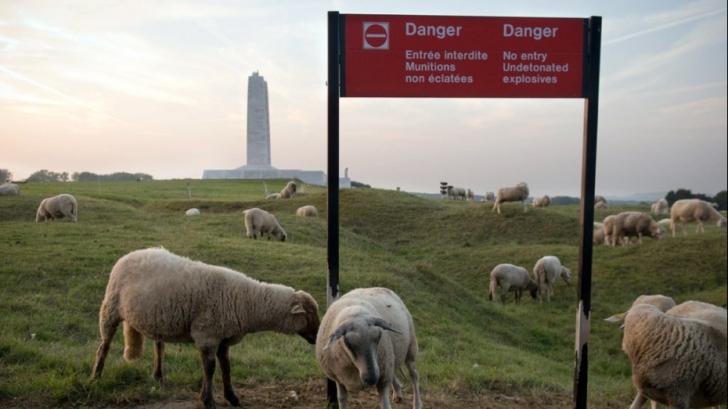 Zona Roşie din Franţa, unul dintre cele mai periculoase locuri din lume. Nimeni nu a ieşit în viaţă