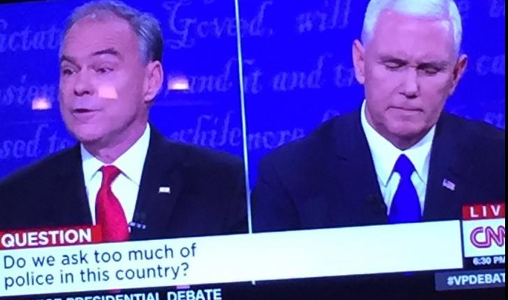 Dezbaterea vicepreședinților