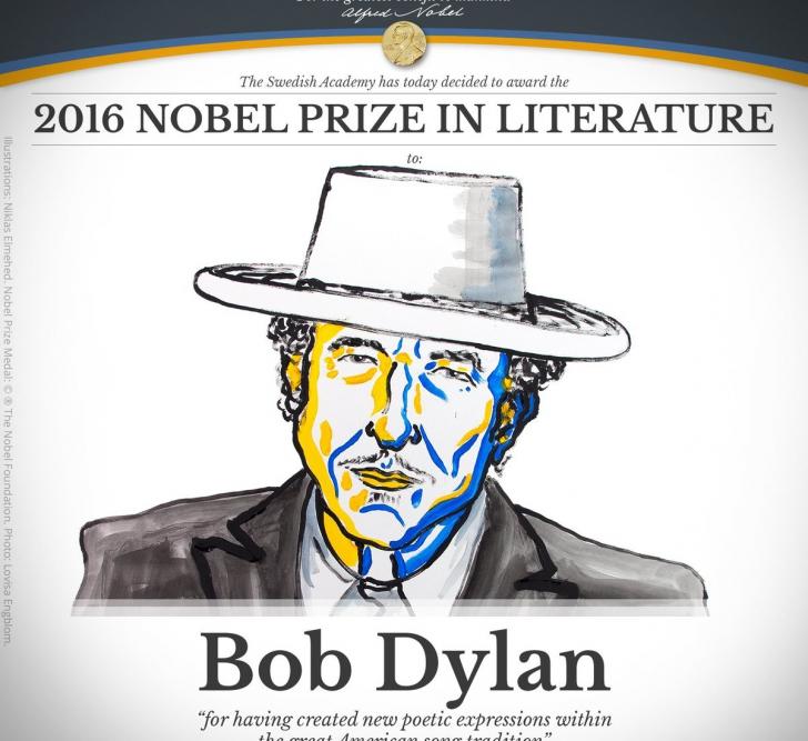 Premiul Nobel pentru Literatură