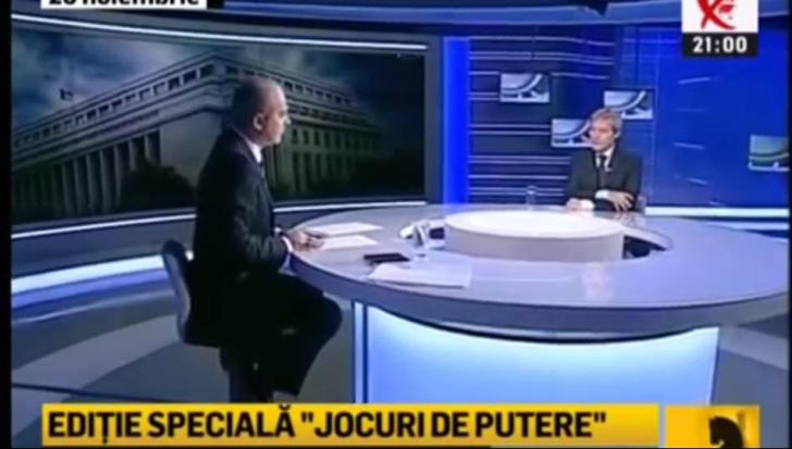 Dacian Cioloș la Realitatea TV