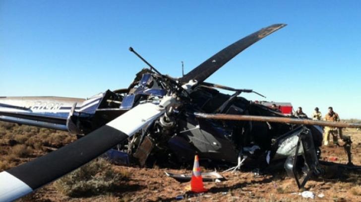 Elicopter prăbuşit în Siberia: Cel puţin 19 morţi