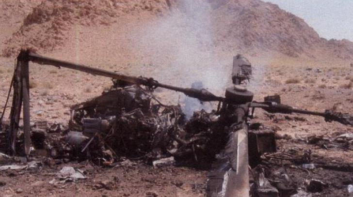 Accident aviatic în Afganistan! Şapte oameni au murit pe loc