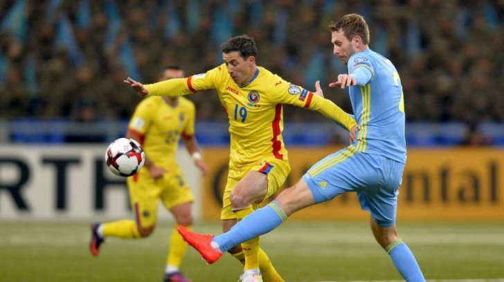 România, remiză în Kazahstan, pe un teren imposibil