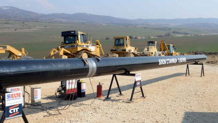 Acord între Rusia şi Turcia pentru construirea gazoductului Turkish Stream, prin Marea Neagră