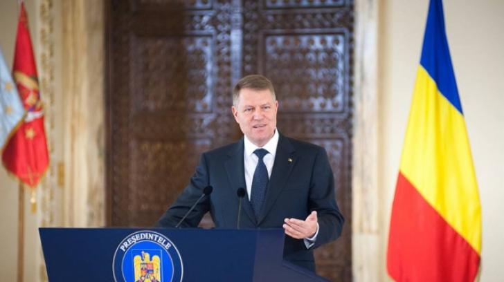 Iohannis: Preşedinţia nu este implicată în dosarul Black Cube