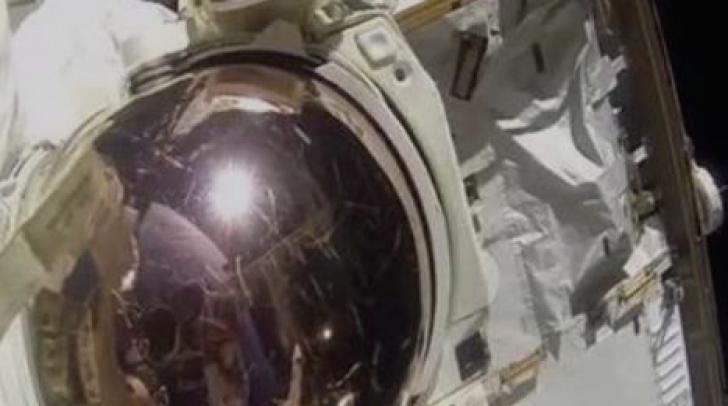 Transmisiunea live de pe ISS s-a dovedit a fi falsă