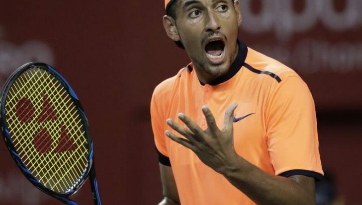 Un important jucător de tenis a acceptat să meargă la psiholog. ATP l-a obligat