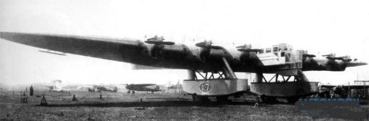 Bombardierul monstru K-7, arma înspăimântătoare a Rusiei a sfârșit teribil