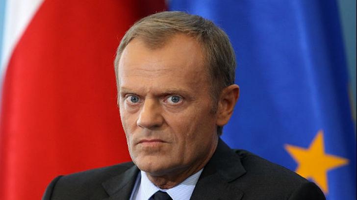 Donald Tusk a fost reales președinte al Consiliului European, în ciuda obiecțiilor Poloniei