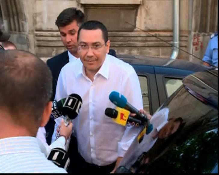 """SURSE: Averea lui Ponta, sub sechestru, in dosarul """"Tony Blair"""""""