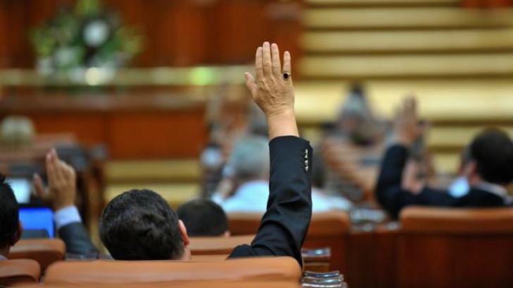 Vot final în Camera Deputaților