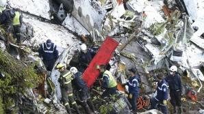 Bilanţul victimelor accidentului aviatic din Columbia a fost revizuit la 71 de morţi