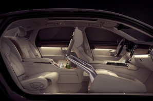 Noul Volvo S90