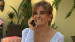Cum arată Sue Ellen la 76 de ani