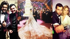 <p><strong></strong>Fiica unui magnat din Rusia a avut parte de o nuntă ruptă din povești</p>