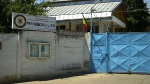 Anchetă la Penitenciarul Iaşi după ce un deţinut s-a spânzurat după 3 zile de închisoare