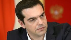 Premierul Alexis Tsipras a remaniat guvernul Greciei