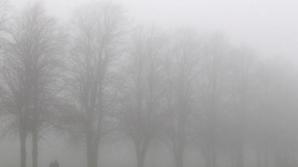 COD GALBEN de ceaţă pentru mai multe regiuni