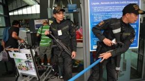 Amenintare cu bomba la Manila