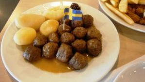 Reţeta de chifteluţe suedeze, ca la IKEA. Care este ingredientul secret